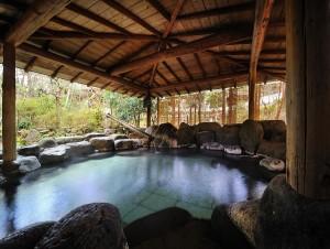 Yahoo殿の湯露天風呂 (1)